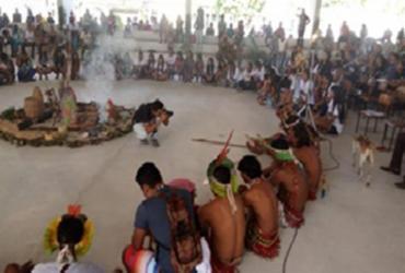 Oferta do Ensino Superior para povos indígenas é tema de encontro de estudantes