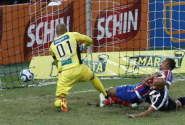 Bahia bate o Ceará fora de casa pela semifinal do Nordestão | LC Morira | Estadão Conteúdo