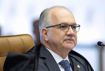 Fachin dá 72 horas para AGU se manifestar sobre blindagem a procuradores | Carlos Moura l SCO l STF