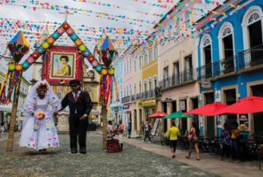 Símbolos da cultura nordestina inspiram decoração do Centro Histórico