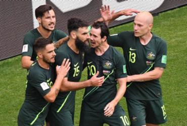 Dinamarca e Austrália lutam por segunda vaga nos próximos jogos | Emmanuel Dunand | AFP