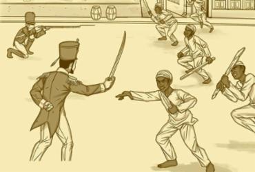 Game inspirado na Revolta dos Malês será lançado em Salvador dia 16