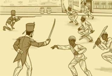 Game baiano sobre Revolta dos Malês é lançado em livraria de Salvador | Divulgação