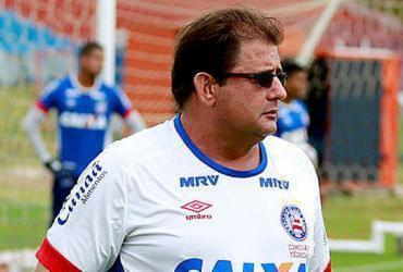 Guto é demitido do Bahia após derrota para o Grêmio |