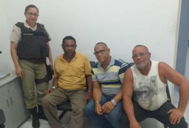 Homem desaparecido na Pituba é achado em São Cristóvão   Divulgação   SSP