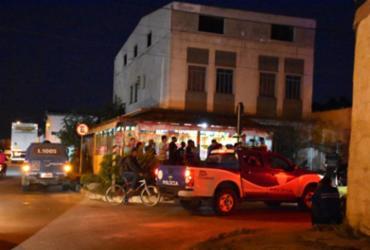 Idoso é morto a tiros dentro de bar em Vitória da Conquista | Reprodução | Blog do Andreson