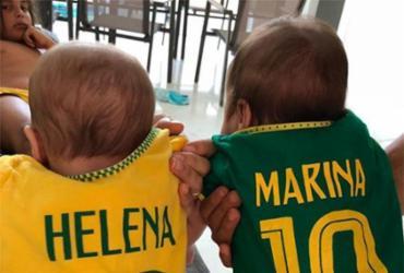 Ivete posta foto das filhas, mas Marcelo chama atenção de seguidores | Reprodução | Instagram