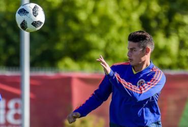 Colômbia estreia contra o Japão; Polônia encara Senegal | Luis Acosta l AFP