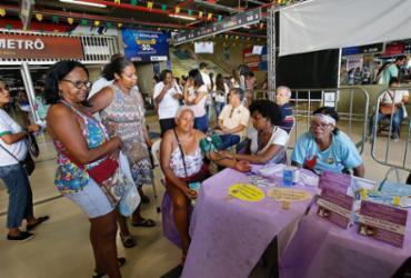 Atividade educativa alerta sobre violência contra idosos   Margarida Neide l Ag. A TARDE