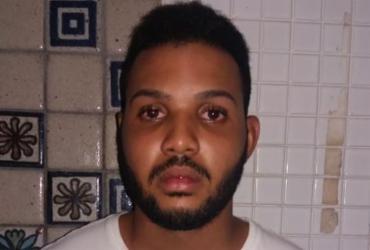 Preso suspeito que teria fotografado policial morto na Santa Cruz   Divulgação   SSP-BA
