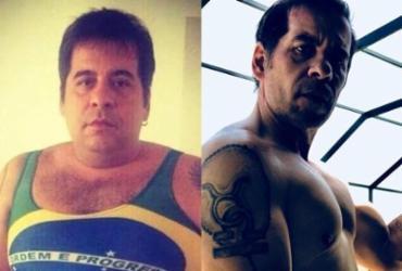 Hassum mostra mudança de corpo em 4 anos e impressiona fãs | Reprodução