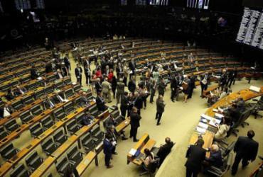 Objeto semelhante a bomba é encontrado na Câmara dos Deputados | Valter Campanato | Agência Brasil