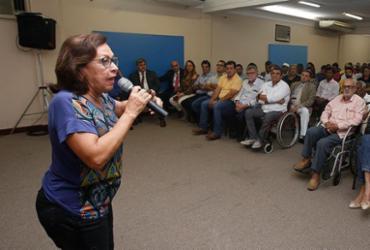 Lídice da Mata diz em plenária que continua na briga pelo Senado | Luciano Carcará l Ag. A TARDE