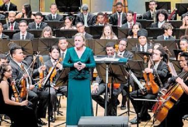 Neojiba recebe regente Ligia Amadio em concerto no TCA | Lenon Reis | Neojiba | Divulgação