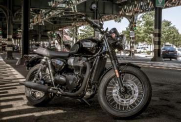 Nova Triumph Bonneville T100 chega ao Brasil | Divulgação