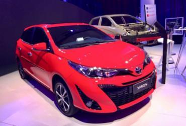 Toyota lança Yaris com preço a partir de R$ 59,5 mil | Divulgação Toyota
