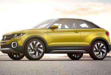Volkswagen T-Cross faz testes em SP | Divulgação