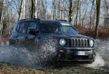 Jeep Renegade ganhará motores turbo | Divulgação