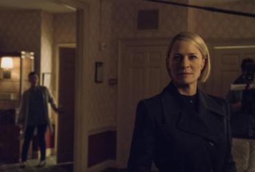 Robin Wright será a nova protagonista, no lugar de Kevin Spacey - Divulgação | Netflix