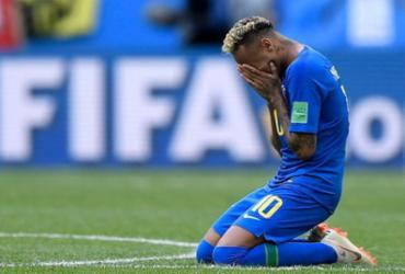 Neymar explica choro no fim da partida | Gabriel Bouys | AFP