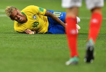 Neymar não treina com Brasil no dia seguinte à estreia na Copa | Joe Klamar l AFP