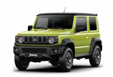 Suzuki lança nova geração do Jimny | Divulgação