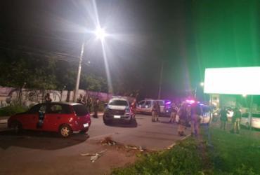 Mulher morre e homem fica ferido após perseguição na Boca do Rio   Divulgação   SSP