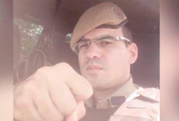 Após reagir a assalto, PM é assassinado em Feira de Santana   Reprodução   Facebook