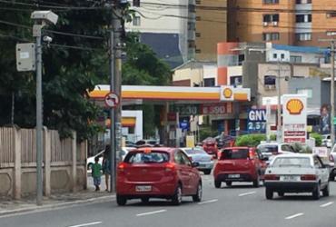 Radar passa a fiscalizar limite de velocidade em rua do Rio Vermelho | Divulgação | Transalvador