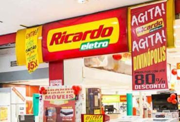 Ricardo Eletro fecha todas as lojas e pede recuperação judicial | Reprodução