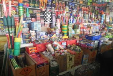 Bombeiros vistoriam feira de Fogos em Salvador | Reprodução | Portal Infonet