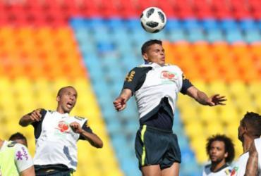 Seleção brasileira volta a treinar para duelo contra a Sérvia | Lucas Figueiredo | CBF