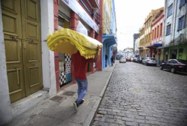 Conheça o comércio, as lojas de tecidos e as histórias do Taboão | Luciano Carcará / Ag. A Tarde