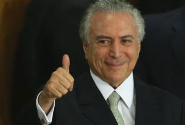 Presidente assistiu ao jogo no Palácio do Jaburu - Marcelo Casal Jr. | Agência Brasil