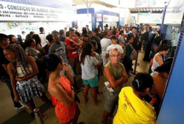 Rodoviária e ferryboat iniciam esquema especial | Luciano Carcará l Ag. A TARDE