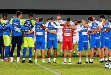 Ainda sem técnico, Bahia recebe Botafogo em busca de sair do Z-4 | Felipe Oliveira l EC Bahia l Divulgação