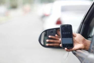 Aplicativo Uber agora permite uso de crédito pré-pago | Joá Souza | Ag. A TARDE
