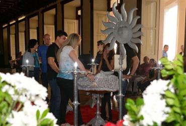 Trios dão último adeus a Orlando Tapajós nesta segunda-feira | Shirley Stolze | Ag. A TARDE