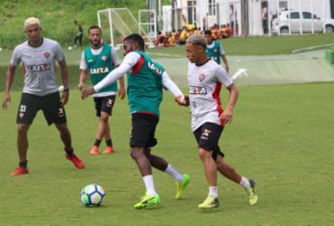 Vitória faz único treino para duelo contra a Chapecoense | Moysés Suzart | EC Vitória