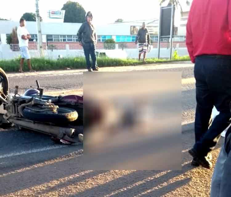 Diego não resistiu aos ferimentos e morreu no local - Foto: Reprodução | Site Acorda Cidade