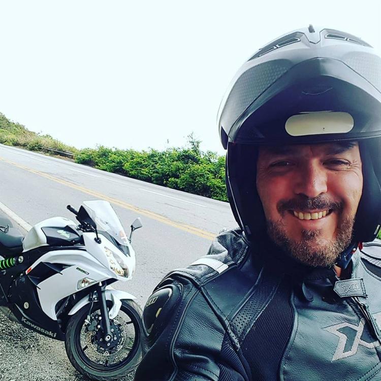 Paulo viajava sozinho no momento da colisão - Foto: Reprodução | Facebook