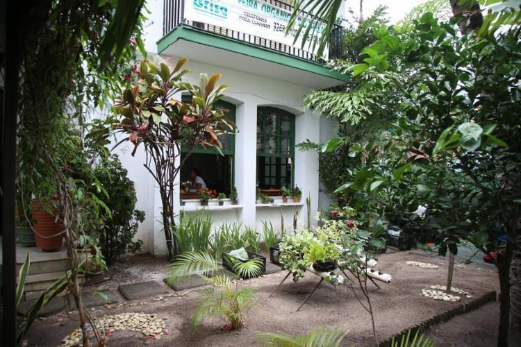 O Brisa Restaurante Natural tem receitas caseiras e administração familiar - Foto: Joá Souza / Ag. A TARDE