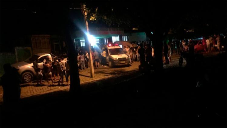 Feridos foram levados para unidades de saúde da região - Foto: Reprodução | Diário Paralelo