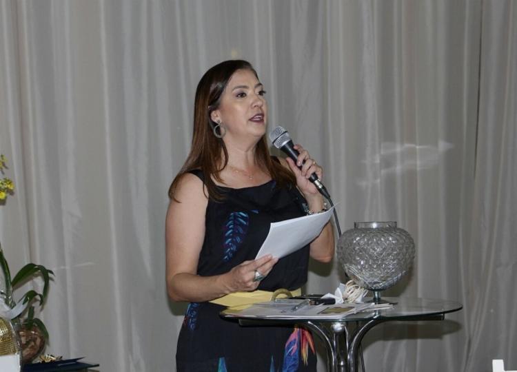 A marca da mulher na Bahia Farm já começa com o comando do evento, que está a cargo de Rosi Cerrato - Foto: Divulgação