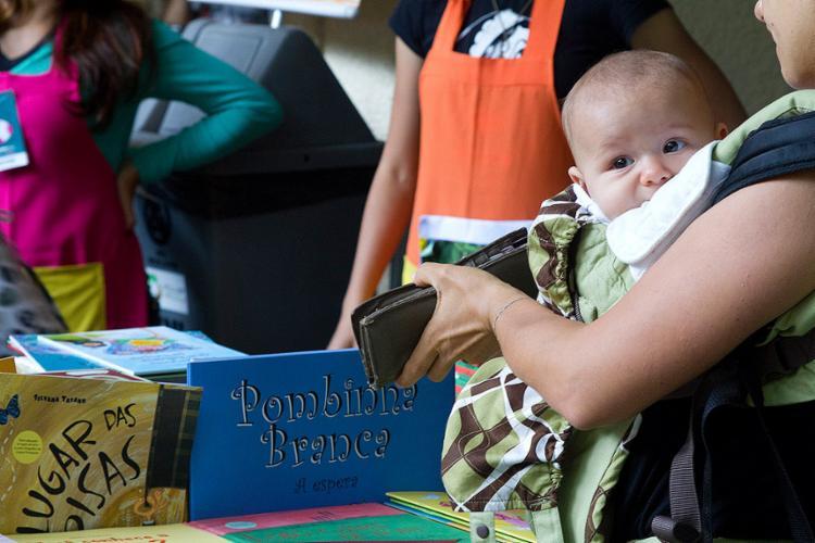 Iodo precisa estar presente na gravidez e na infância - Foto: Marcos Santos l USP Imagens l 11.12.2013