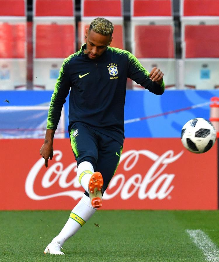 Tite conta com Neymar para conseguir a classificação - Foto: AFP