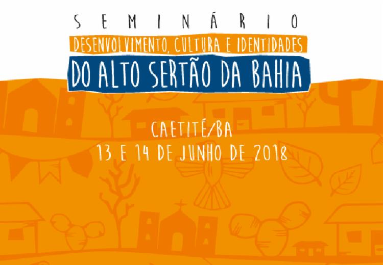 O evento acontecerá nos dias 13 e 14 de junho, no Campus VI da Universidade Estadual da Bahia (UNEB), em Caetité - Foto: Divulgação