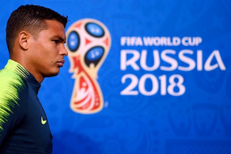 Thiago Alves será o capitão contra a Costa Rica - Foto: Gabriel Bouys | AFP