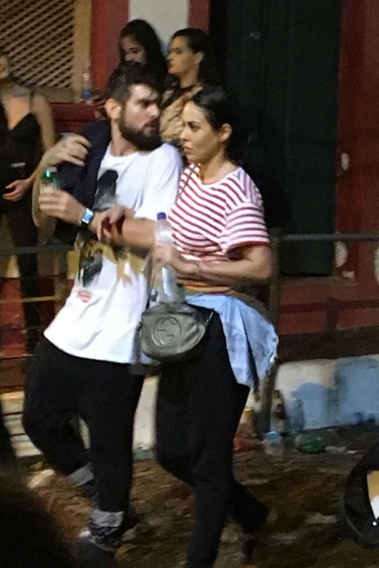 Famosos baianos estavam de braços dados em festival na cidade - Foto: Divulgação | Alô Alô Bahia