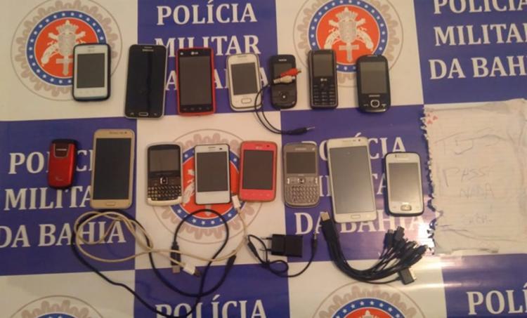 O material foi encaminhado para a Delegacia Territorial - Foto: Divulgação | SSP-BA